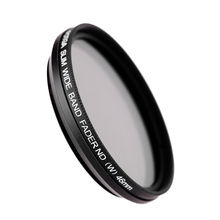 46mm Slim Fader Variable ND Filter Adjustable Neutral Density ND2 to ND400(China)