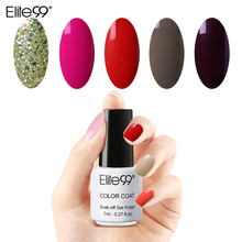 Elite99 Nail Gel for Nail Art Full Set UV Gel Kit Manicure Colorful Gel Lacquer Special Offer Gel Nail Polish Choose 1 from 58(China)