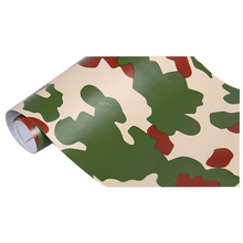 Buy 1 roll Camo Car Sticker Carbon Fiber Motorcycle PVC Vinyl Army Sticker CAMO Woodland Camouflage Sticker Forest 152x60cm for $9.32 in AliExpress store