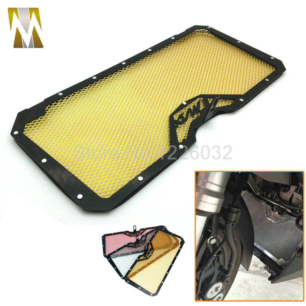 3 Colors HIGH QUALITY Motorcycle Radiator Guard Cover Protector Stainless Steel Grille For Yamaha Tmax 530<br>