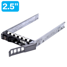 2.5'' SAS Serial SCSI SATA HDD Tray Caddy F238F For Dell Poweredge R730 R720 R710 T630 T620 T310