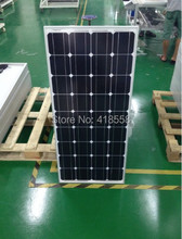 monocrystalline solar panel 200w; solar panels 12V/24V battery solar charger