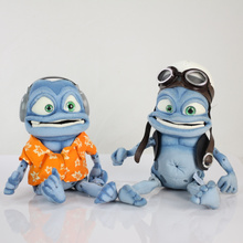 2016 new Free shippingBirthday Gift Crazy Frog Plush Toy Gift For   children gift   33cm