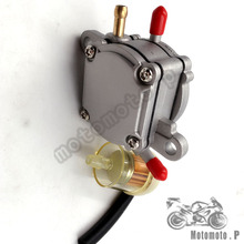 Big sale DIO 50 engine gaslin oil fuel pump spare parts for Honda 50cc motorcycle DIO50 engine oil pump Free shipping
