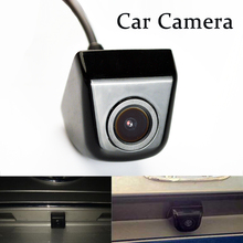 Car Rear View Camera Waterproof Car Parking Assistance Reversing Back Rear View Camera HD CCD Wire  free shipping promotion