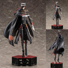 Anime CODE GEASS PVC action painted figure Lelouch Lamperouge military uniform version cartoon collection 25cm with box T7897