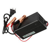 12 Volt Car Battery Charger Automatic Float Car Truck Motorcycle Mower