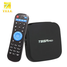 T95R PRO Android 7.1 3GB 32GB Optional Smart TV Box Octa core Amlogic S912 Dual Band WiFi BT4.0 UHD 4K H.265 3D Media Player