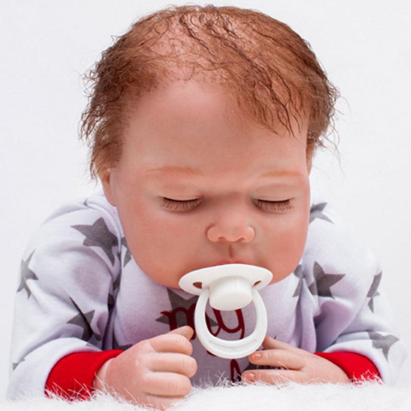 20inch BeBe Reborn Bonecas 50CM Soft Silicone Reborn Dolls Newborn Lifelike Juguetes Baby Toys Brinquedos For Birthday Gift Toy<br><br>Aliexpress