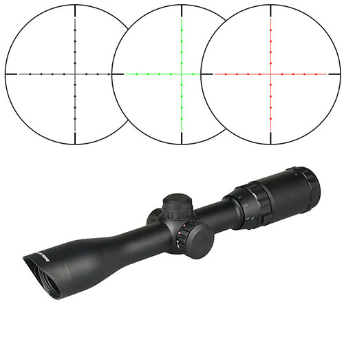 Hunting Optic 2-7X32 Tactical Rifle Scope Mil-Dot Reticle For Outdoor Hunting gs1-0141<br>