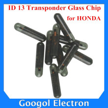 For HONDA ID 13 ID13 Transponder Glass Chip 10pcs/lot Free Shipping