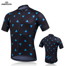 Cycling Jersey Racing Sport Bike Top Mtb Bicycle Clothing Ropa Ciclismo black blue Road Wear Clothes - Hottest Store store