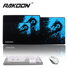 In Stock! Rakoon Large Gaming Mouse Pad Locking Edge Mouse Mat Control/Speed Version Mousepad for Pro Gamer
