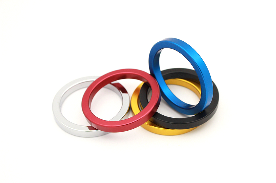 QRTA multiple Colour Space aluminum Penis Rings Cock Ring Adult Products Delay Male Masturbation Health Fun Happy Sex Toys 14