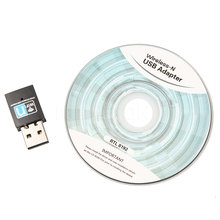 New Mini USB 2.0 Wifi Wireless LAN Card 300Mbps 2.4G 802.11n/g/b Adapter 300M Network Card For Laptop