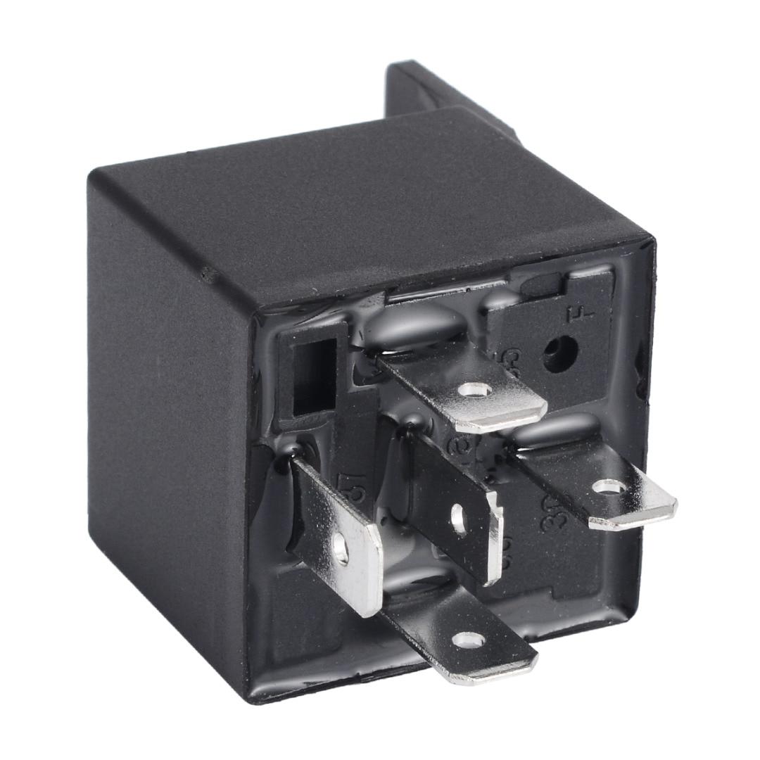 Car Relay DC 12V / 24V 40A 5 Pins 40A Car Long Life Automotive Relay Normally Open Waterproof Durable