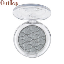 OutTop HOT Sombras Pearl Eyeshadow Beauty Sexy Eyes Makeup Maquiagem Eye Shadow Palette Cosmetics Naked makeup 2017 May 22