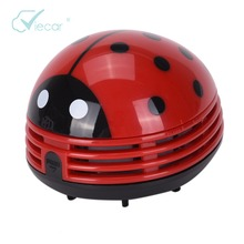 VIECAR Mini Ladybug Car Cleaner Dust Collector Car Electronics Car Electrical Appliances Vacuum Cleaner(China)