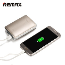 Remax Proda Universal Mini Powerbank 10000mah Portable Phone Battery Charger Double Usb 5000 Mah Poverbank For Mi Mp3 Tablet (China)