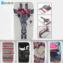 Card Slot & Exquisite designs PU 4.8for Samsung Galaxy S3 Case For Samsung Galaxy S3 i9300 Cell Phone back Cover Case