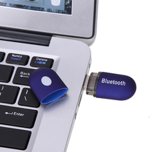 Wireless Bluetooth Adapter V 2.0 Dual Mode USB Bluetooth Dongle Mini Bluetooth Computer Adapter For PC Laptop WIN XP Vista L3FE