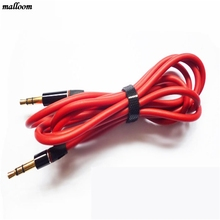 2017 Top quality 3.5mm Car Male to M AUX AUXILIARY sound Stereo Audio Data Micro USB Cable MP3 Onfine Leo 2017 Drop shipping