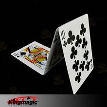 Special Bicycle (Double Number) King Magic Card Fuuny Magic Toys Props Magia Tricks