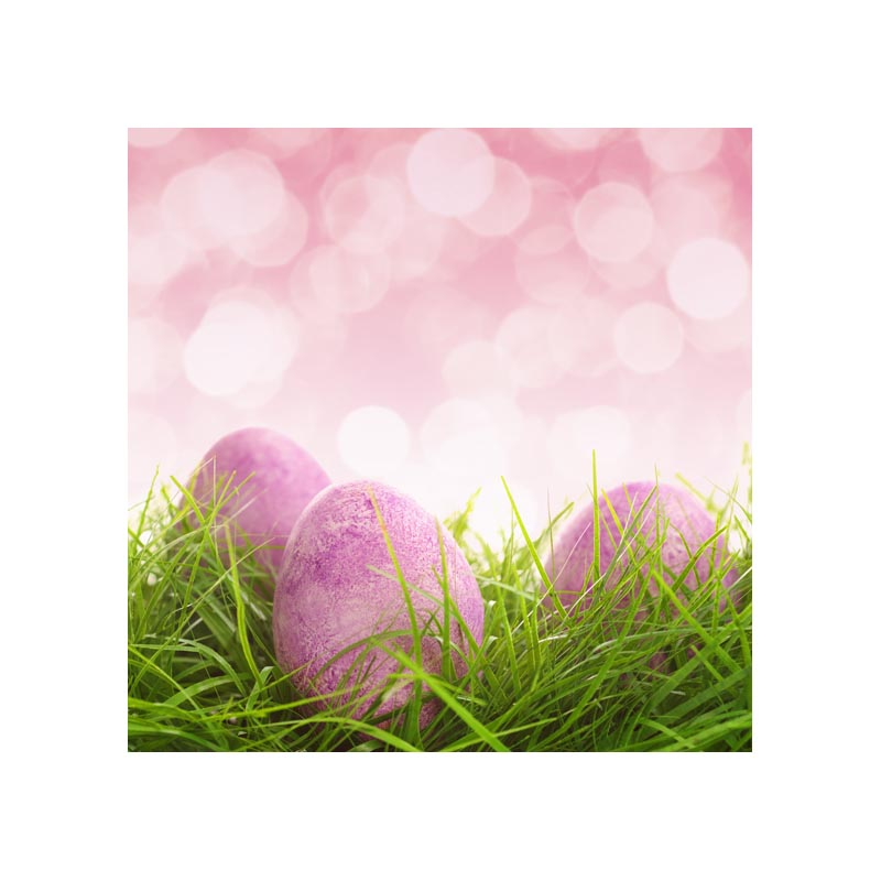 Thin fabric pink Easter eggs  photography backdrops for photo studio taking newborn pictures 5X5ft GE-131<br><br>Aliexpress