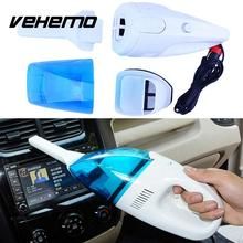 New Car Vehicle Truck Portable Powered 12V Wet Dry Vacuum Cleaner Gadget