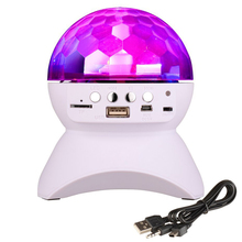Party/ Disco DJ Bluetooth Speaker With Built-In Light Show Stage & Studio Effects Lighting RGB Color Changing