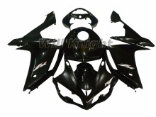 Injection Fairing Kit for Yahama YZF1000 YZF R1 2007 2008 ABS Injection Mold Glossy Black