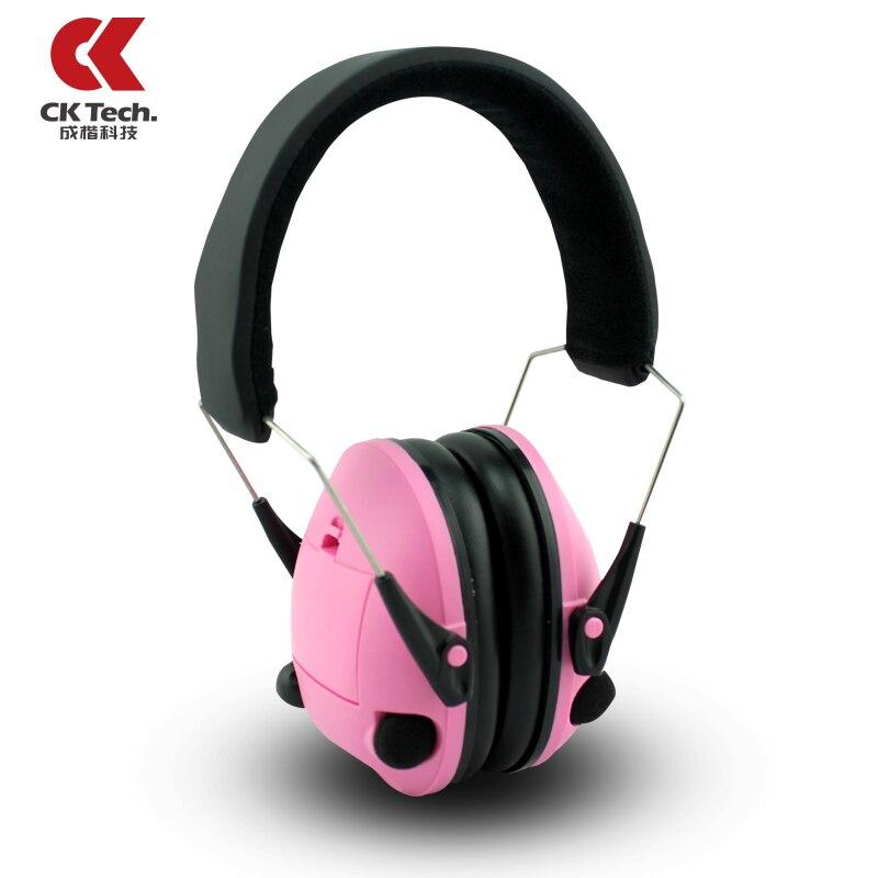 CK Tech Women Electronic Protection Ear Muffs For Noise Professional Shooting Brake Hunting Earmuffs Ear Protector Earmuffs 2024<br><br>Aliexpress