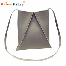 Women New Fashion Lichee Pattern Pu Leather Messenge Bag Girls Elegant Shoulder Bag Female Crossbody Bag Shopping Totes Dec26