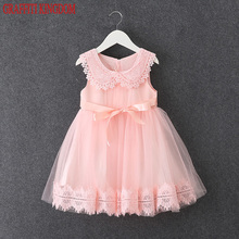 Summer Style Baby girls dress for Party Princess Dresses tutu children clothing Snow Queen Fashion Costume 3-8 years