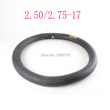 2.50/2.75-17 Tire Inner Tube Motorcycle Scooter Pit Dirt Bike free shipping