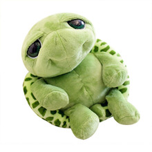 Hot Sale 18cm Selling Item Kawaii Tortoise Stuffed Animal NICI Toy High Quality Soft Doll Baby Toy(China)