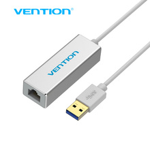 Vention USB 3.0 gigabit ethernet adapter USB to rj45 lan network card for Windows 10 8 8.1 7 XP Mac OS laptop PC Chromebook
