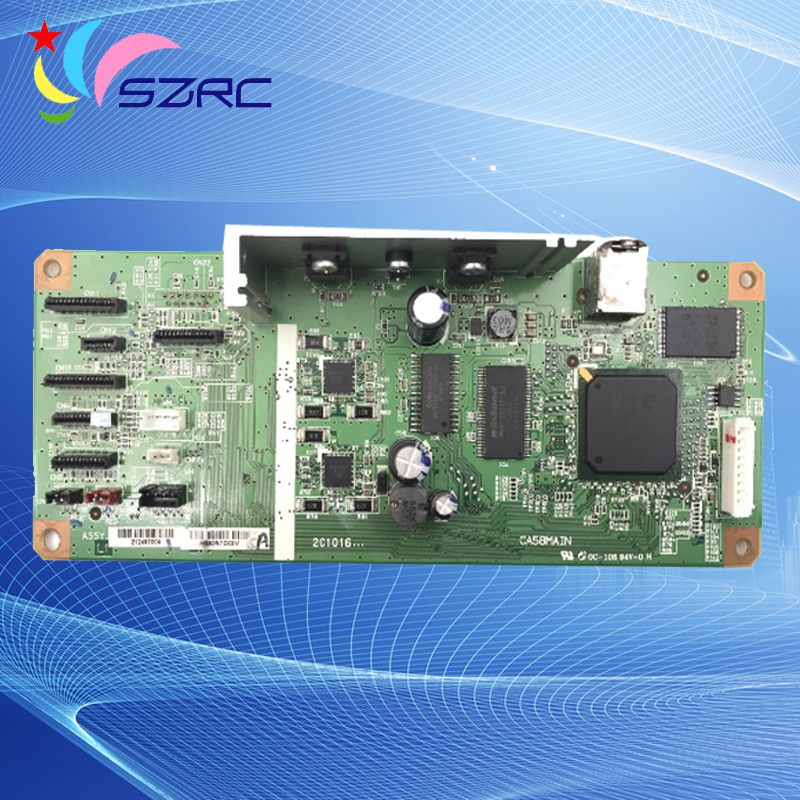 High quality 2124970 2131853 Original teardown mother Board Compatible For Epson L1300 ME1100 T1100 T1110 B1100 W1100 Main Board<br>