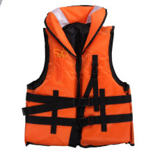 2017 Newest Adult Life Jacket Vest With Survival Whistle Water Sport Foam Life Jackets For Drift Boating kayak Upstream Surfing