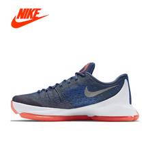 Intersport Official Original New Arrival Official NIKE KD 8 EP Men's Breathable Cool Basketball Shoes Sneakers Authentic(China)
