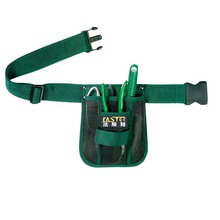 Urijk Multi-function Waist Pockets Garden Tool Bags Woodworking Waist Belt Tools Bag Electricians Tool Pouch Kit Bag
