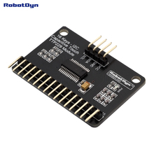 16 Keys Capacitive touch TTP229 module. I2C bus.