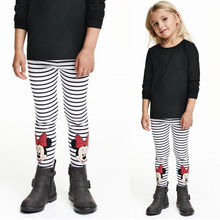 2017 New Spring Baby Girls Leggings Pants Children Girls Warm Kids Baby Girls Dress Leggings