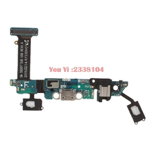 Dock Connector Charger USB Charging Port Flex Cable For Samsung Galaxy S6 G920 G920F G920A G920V G920P G920T G920I(China)