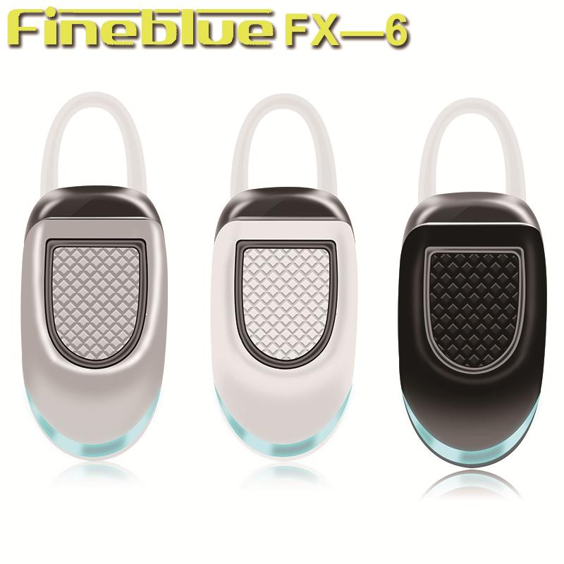 Fineblue FX 6 Portable Mini Wireless Bluetooth 4.0 Headset Earphone Magic Sound Headsfree for Samsung/iphone phone<br><br>Aliexpress