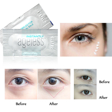 100 sachets jeunesse instantly ageless products  anti wrinkle cream argireline face lift serum Fade dark circles eye bags remove