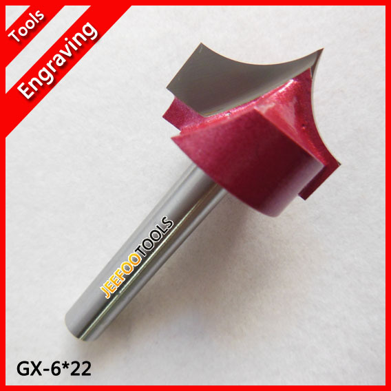 6X22mm- Needle Nose CNC Cutters for Wood, CNC Router Bits Endmill/Woodworking Router Bit<br><br>Aliexpress
