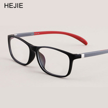 Fashion Men Women Acetate&Silicone Reading Glasses Coating High Clear Anti Glare Lens oculos de leitura de silicone Y1102(China)