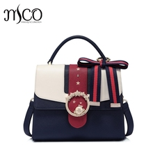 2017 Delicate Monkey Star luxury handbags women bags designer brand shoulder female small crossbody bag for girls bolso
