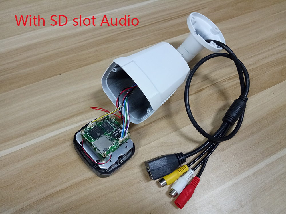 with sd slot audio